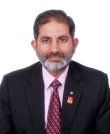 Shehzad Ahmed, PE